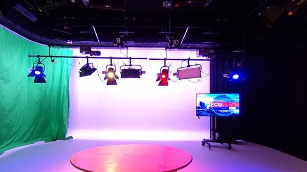 Broadcasting Studio - Studio Floor