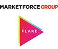 Marketforce and Flare logo