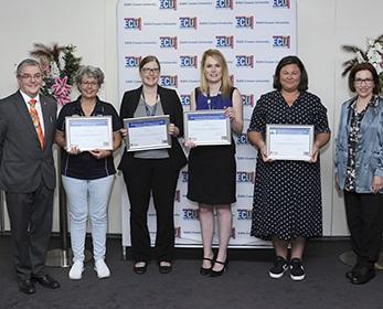 Athena SWAN Advancement Scheme Winners 2020