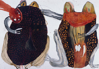 'Drogs' by Elspeth Averill (1997)