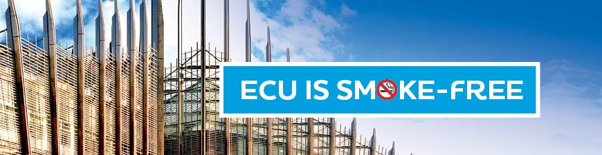 ECU is Smoke Free.