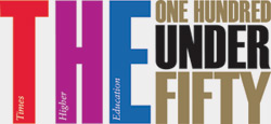 The one hundred under fifty