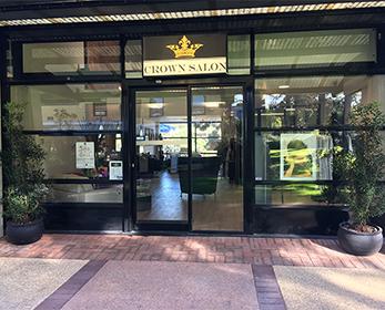 Crown Salon exterior
