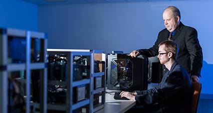 ECU has a strong reputation for its education programs in cyber security from undergraduate to PhD and vocational/executive training levels. ECU is already delivering bespoke training for Defence.