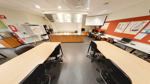 ECU Joondalup - Nutrition lab