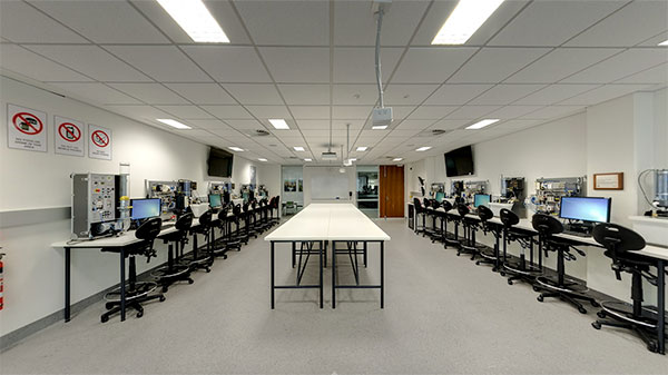 Schneider Automation & Control Lab at ECU's Joondalup Campus