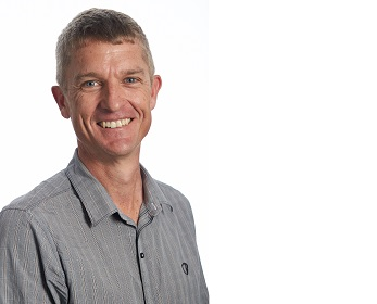 A photo of Prof Angus Morrison-Saunders