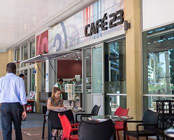Cafe 23 - Joondalup Campus