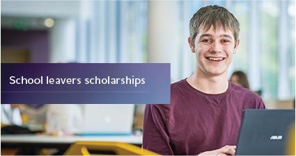 School leavers scholarships