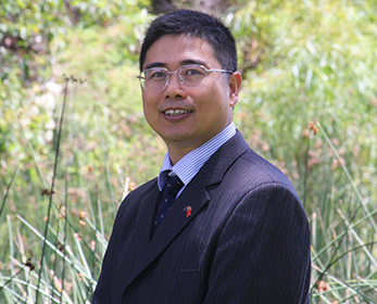 Professor Sam Huang