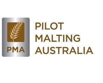 A photo of the Pilot Malting Australia logo