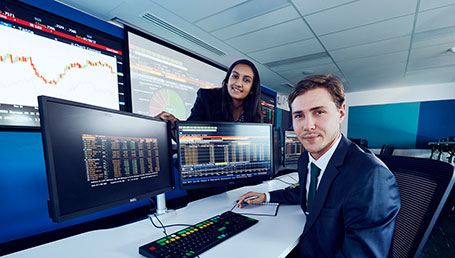 Securities & Markets Analytics, Research and Teaching Lab