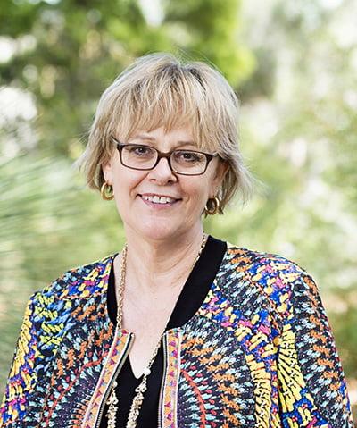 Professor Caroline Finch Deputy Vice-Chancellor (Research)