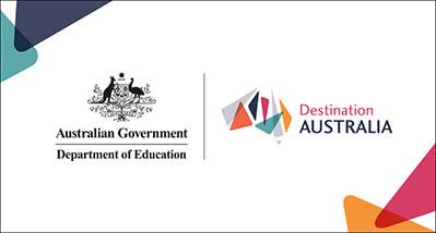 2019 Destination Australia Logo