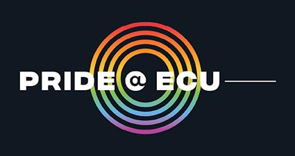 Pride@ECU banner