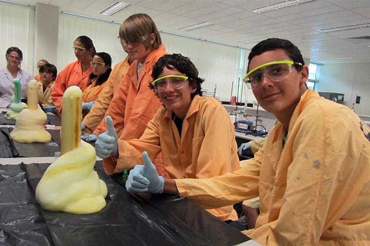 ECU | The ConocoPhillips Science Experience at ECU : Events