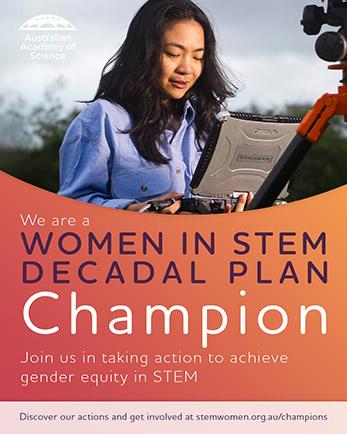 Decadal Plan Champions