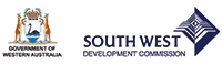 South West Development Commission logo