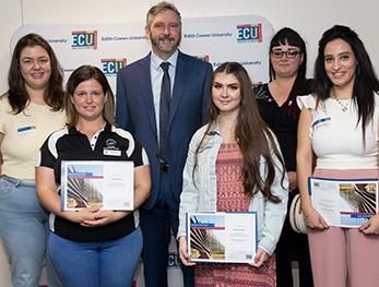 Women in STEM Scholarship recipients
