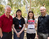 Arts and Humanities students and staff support the Aboriginal and Torres Strait Islander health workforce.