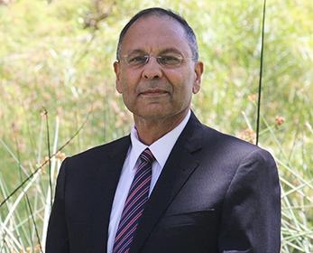 Dr Atul Chandra
