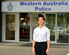 SAH student Leilani Kwan has recently become the first ECU student to participate in the Evidence Based Policing Internship Program with the WA Police.
